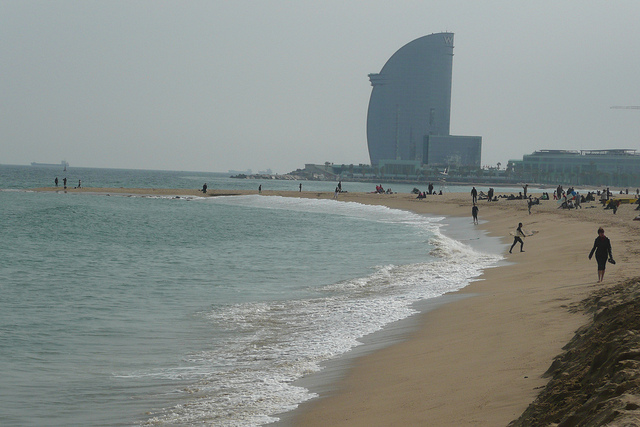barcelona wetter 7 tage